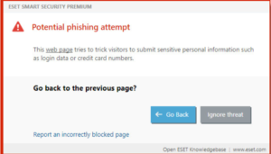 Phishing Protection